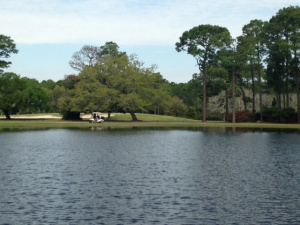Gulf Shores Golf Course.