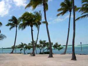 Islands of Islamorada in the Florida Keys