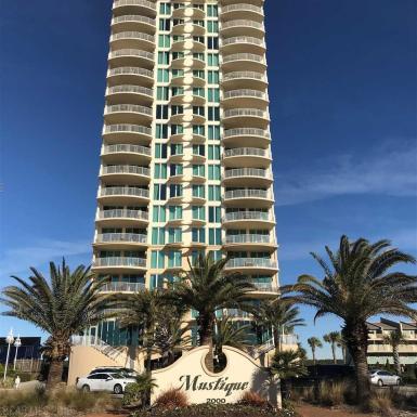 Gulf Shores Alabama Condominium For Sale, Mustique