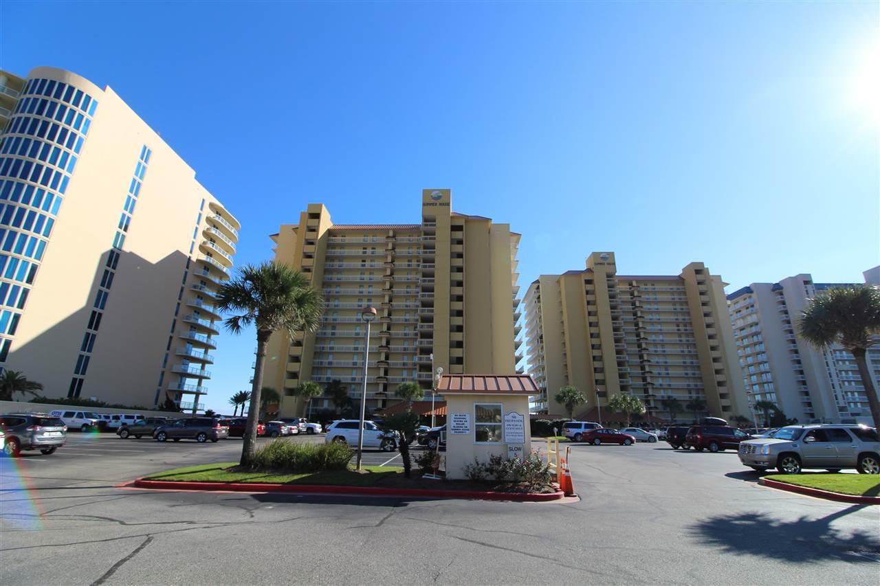 Orange Beach AL Resort Condominum For Sale, Summer House