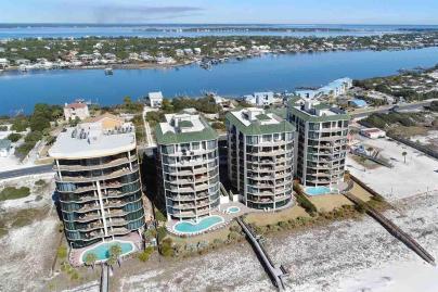 Perdido Key, FL Resort Real Estate Sales, Palacio, La Belle Maison, Marseilles Condominiums