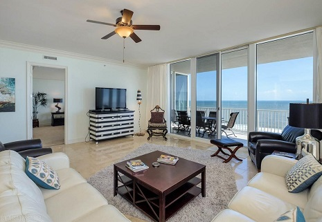 Mediterranean Condo For Sale in Perdido Key Florida