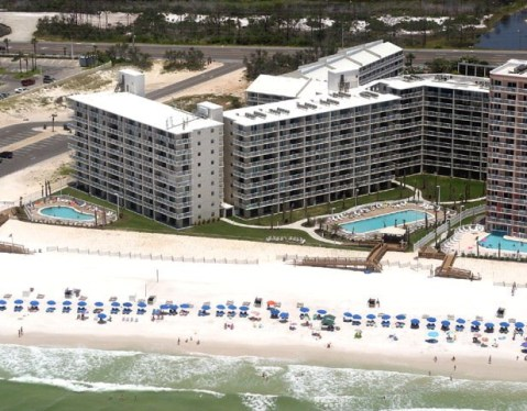 Orange Beach Alabama Resort Condo For Sale, Seaside Beach & Racquet Club