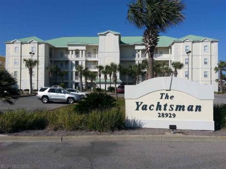 Orange Beach Alabama Condominum For Sale, The Yachtsman