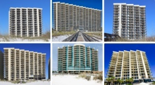 Phoenix VII Condo For Sale in Orange Beach AL