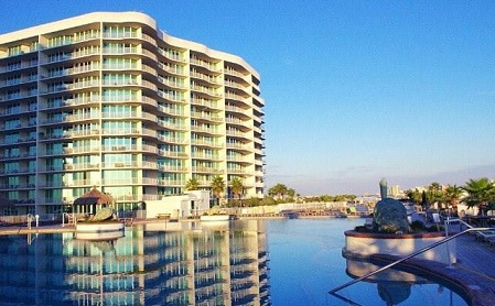 Orange Beach Alabama Vacation Rental, Caribe Resort Condo