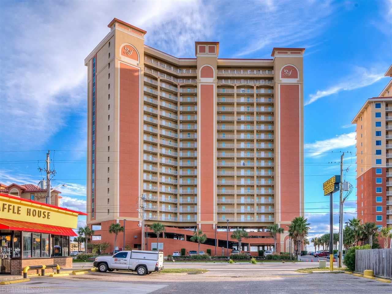 Seawind Condominium For Sale in Gulf Shores AL Real Estate